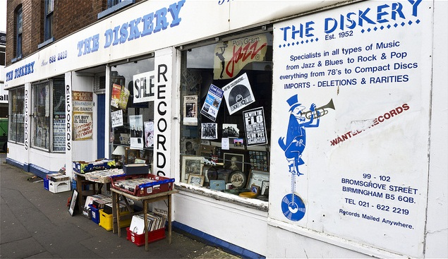 the diskery, birmingham, vinyl, records, crate digging, best places to visit in birmingham, bham, biminham, vinyl store, record store day, record store, o2 academy