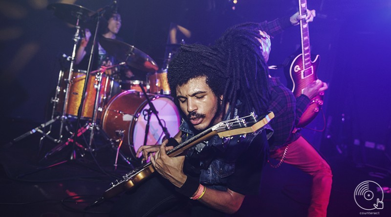 Radkey at the Hare & Hounds in Kings Heath, Birmingham