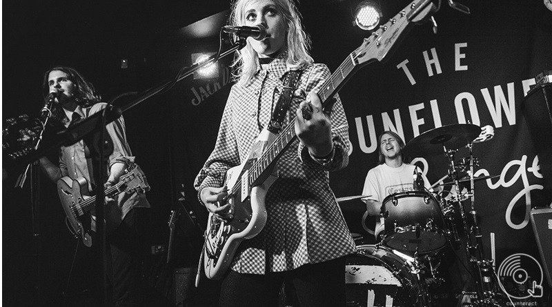 Black Honey at the Sunflower Lounge in Birmingham