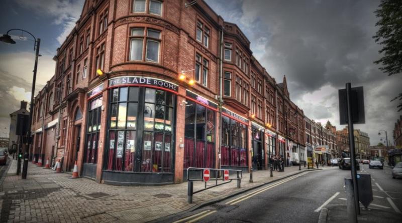 Slade Rooms / Little Civic in Wolverhampton