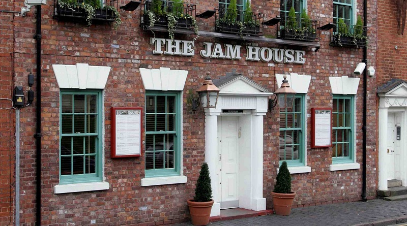 The Jam House in Birmingham