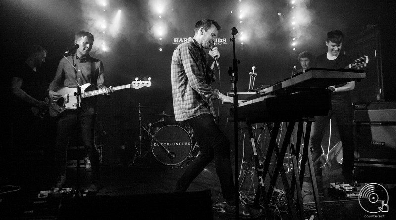 Dutch Uncles at the Hare & Hounds in Birmingham