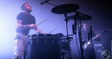 Slaves announce fifteen-date winter tour of the UK