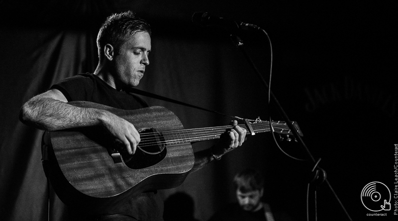 Benjamin Francis Leftwich at The Rainbow Courtyard in Birmingham