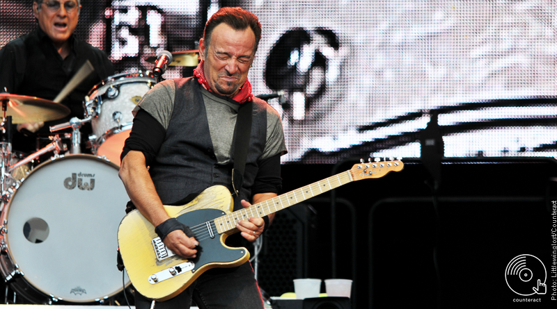 Bruce Springsteen, Ricoh Arena, Coventry