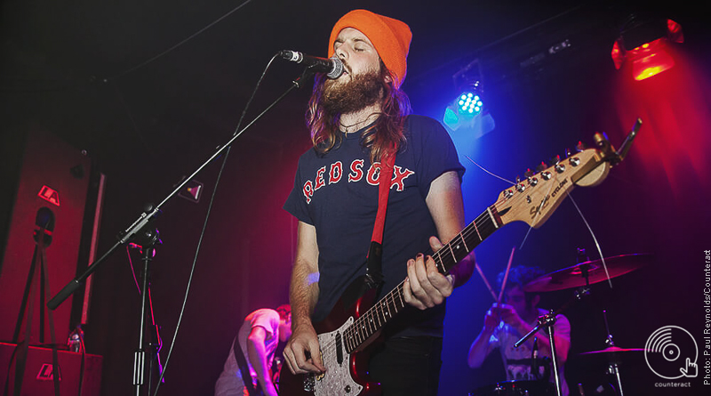 Sorority Noise at the Hare & Hounds in Birmingham