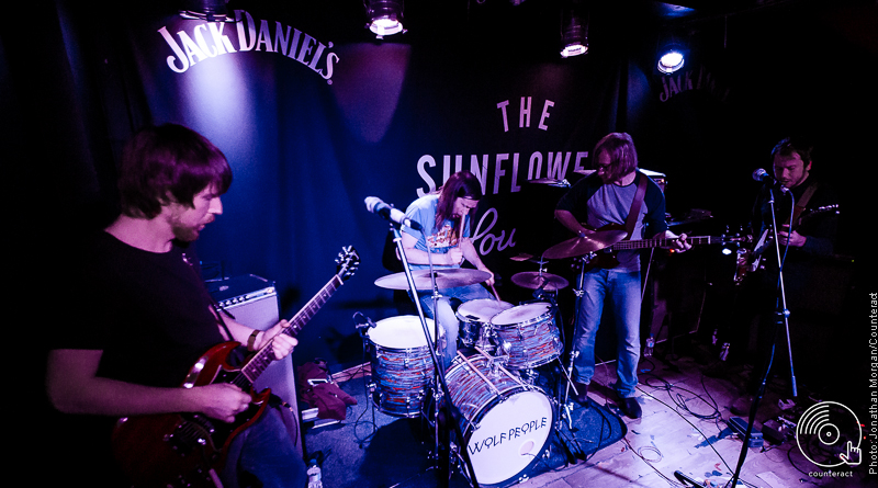 Wolf People at Sunflower Lounge