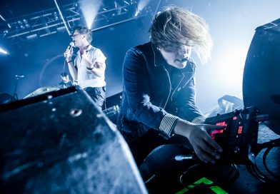 Review: Nothing But Thieves bring energetic show to Birmingham