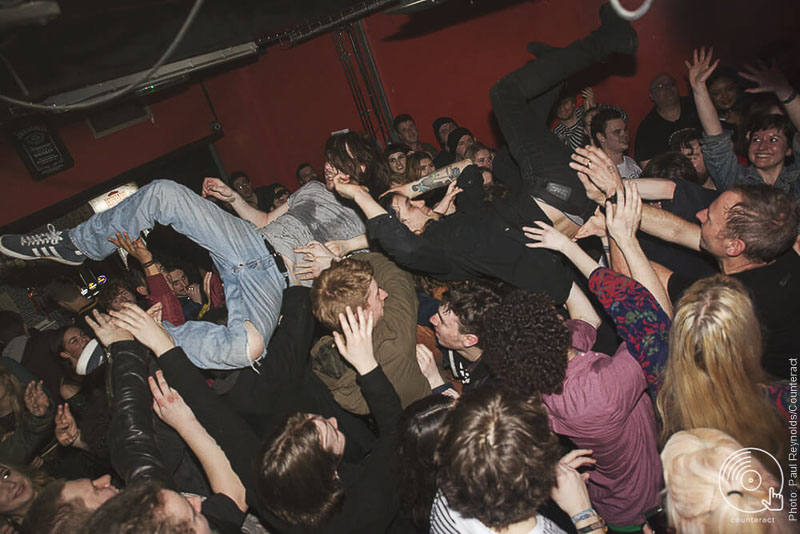 The Wytches, Sunflower Lounge, Birmingham