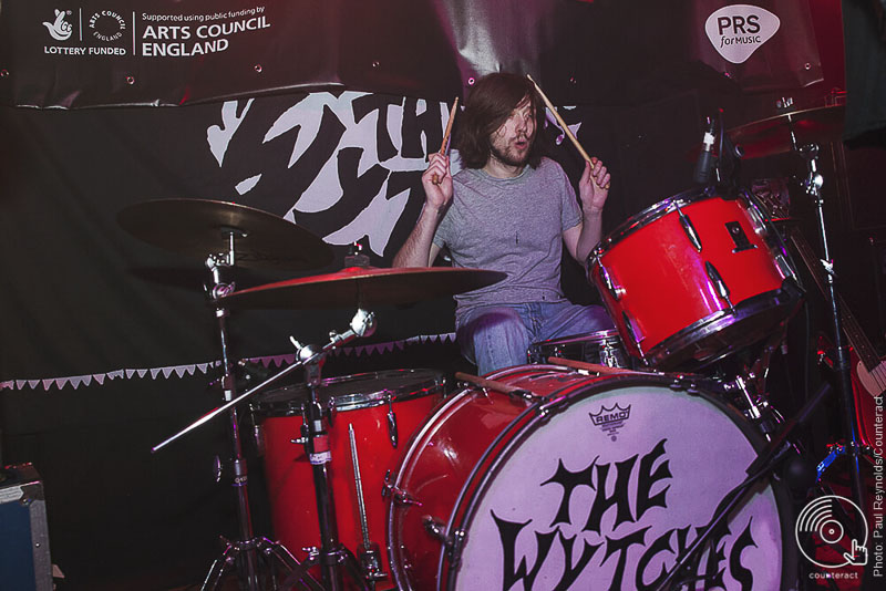 The Wytches, Sunflower Lounge, Birmingham