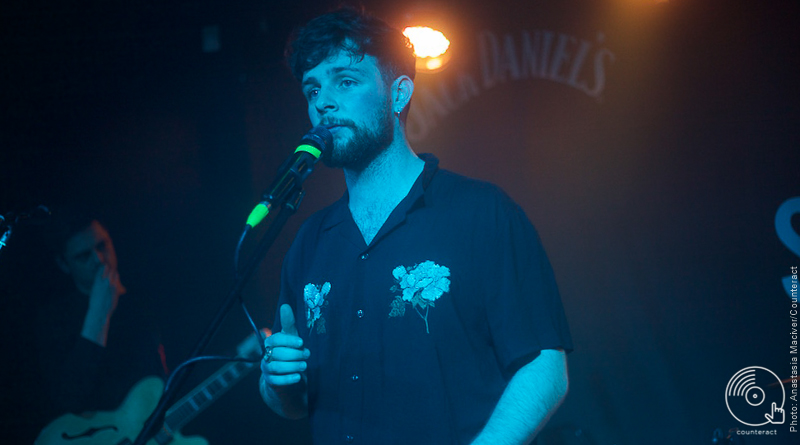 Tom Grennan - Sunflower Lounge Birmingham - 8th February 2017