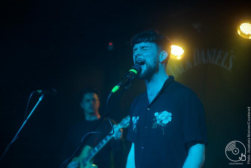 Tom Grennan - Sunflower Lounge Birmingham - 8th February 2017