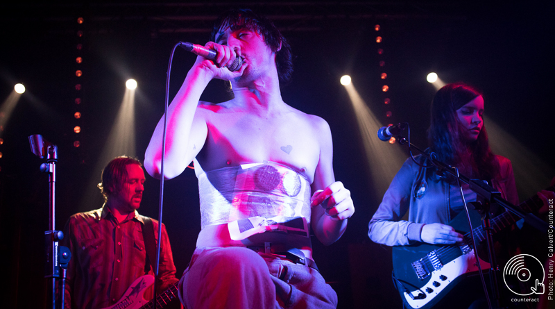 The Moonlandingz at Hare & Hounds, Birmingham