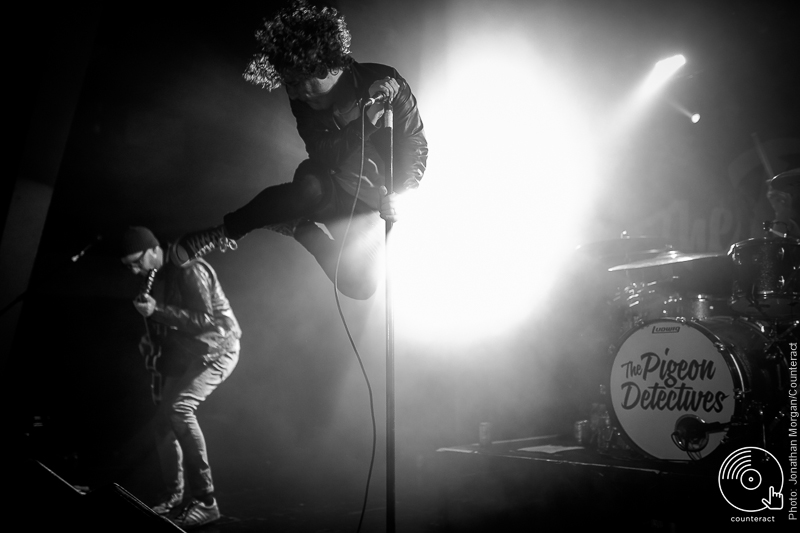 The Pigeon Detectives, O2 Institute Birmingham, 8th March