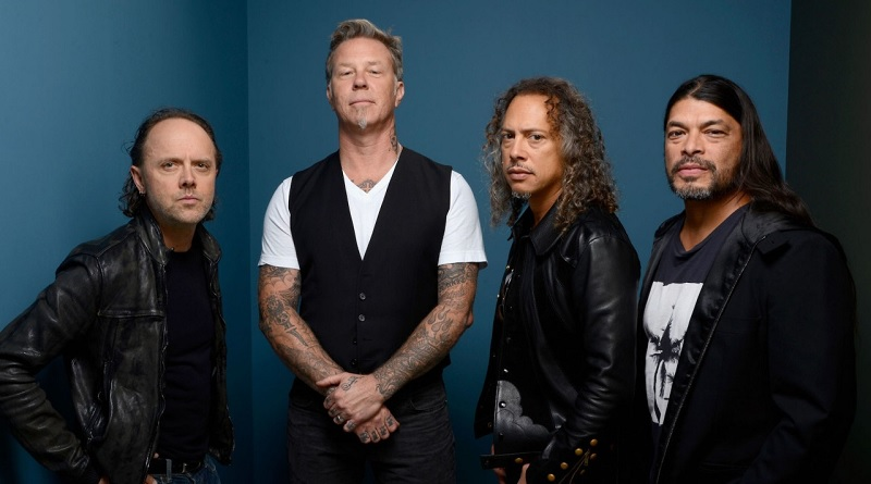 Metallica 2017 UK tour