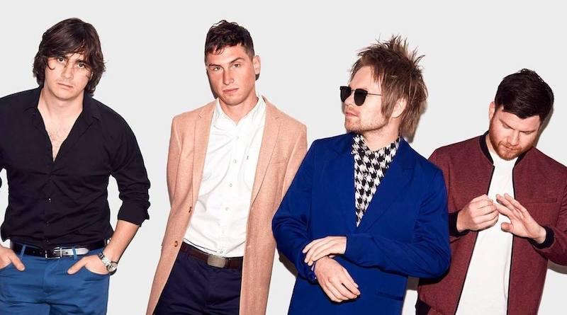 Enter Shikari headline Slam Dunk Festival