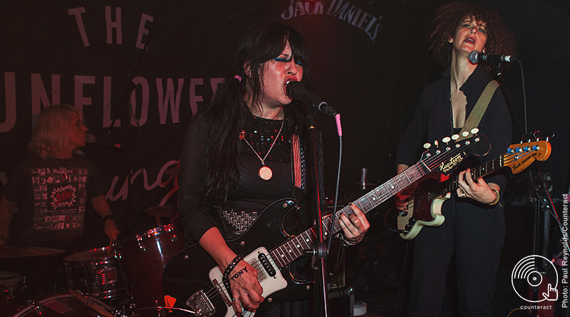 Review: L.A's Death Valley Girls storm the Sunflower Lounge