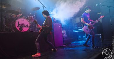 Review: The Cribs celebrate 10 years of 'Men's Needs…' in Birmingham
