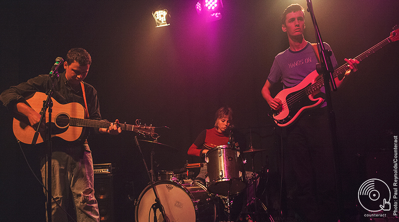 Review: Goon Sax bring lo-fi Aussie charm to The Hare and Hounds
