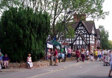 Albrighton: The hidden village of sound