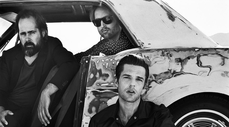 Touring: The Killers announce UK tour dates