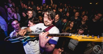 Review: Sunshine Frisbee Laserbeam's album launch extravaganza at the Hare & Hounds