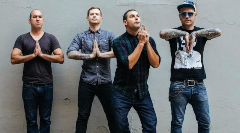 Alien Ant Farm Tour 2018