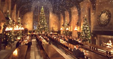 There's a Harry Potter Christmas Feast coming to Birmingham and you NEED to go