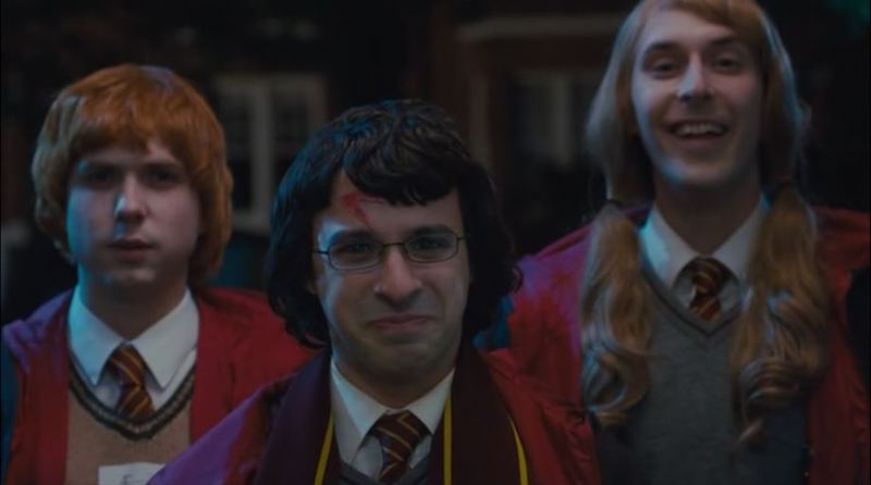 harry potter inbetweeners fancy dress