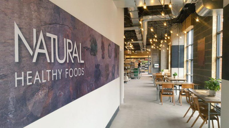 Natural Healthy Foods, Birmingham