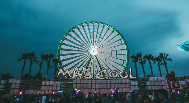 Mad Cool Festival by Sergio Albert