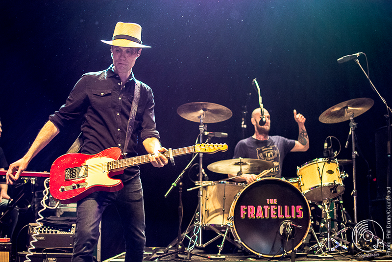 The_Fratellis_O2_Institute_Birmingham_270318_36