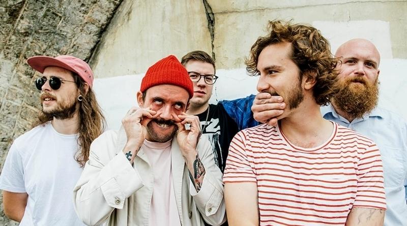 Idles UK Tour 2018