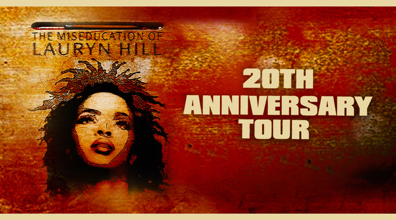 Lauryn Hill UK Tour 2018
