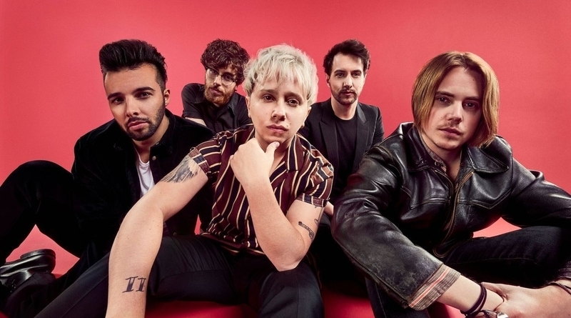 Nothing But Thieves UK Tour 2018