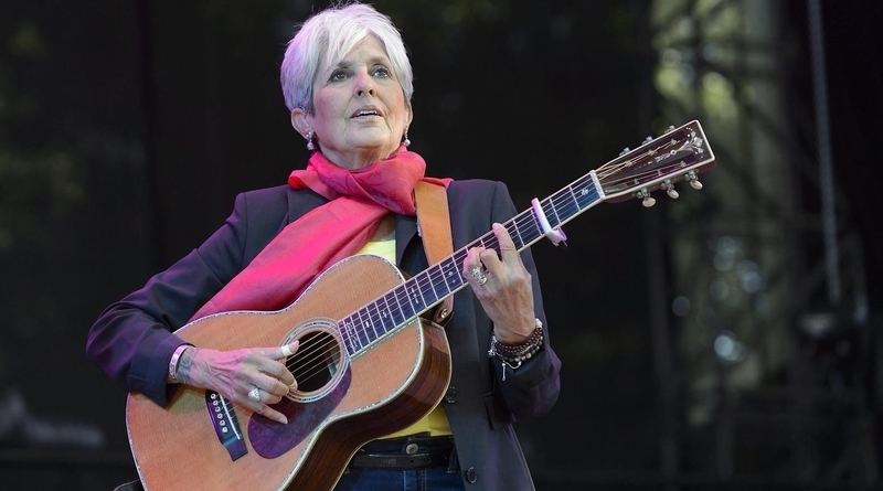 Joan Baez UK Tour 2018