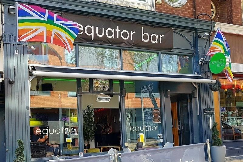 Equator Bar Birmingham