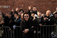 Black Sabbath heavy metal bench unveiling