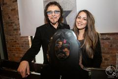 Black Sabbath heavy metal bench unveiling