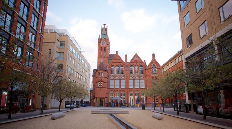 Ikon Gallery, Oozells Square