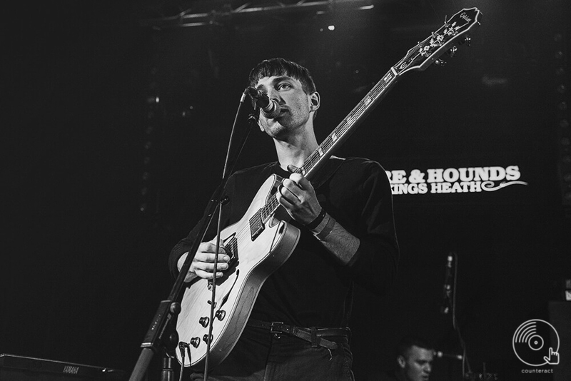 Kins at the Hare & Hounds, Birmingham