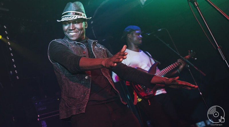 Songhoy Blues at the Hare & Hounds