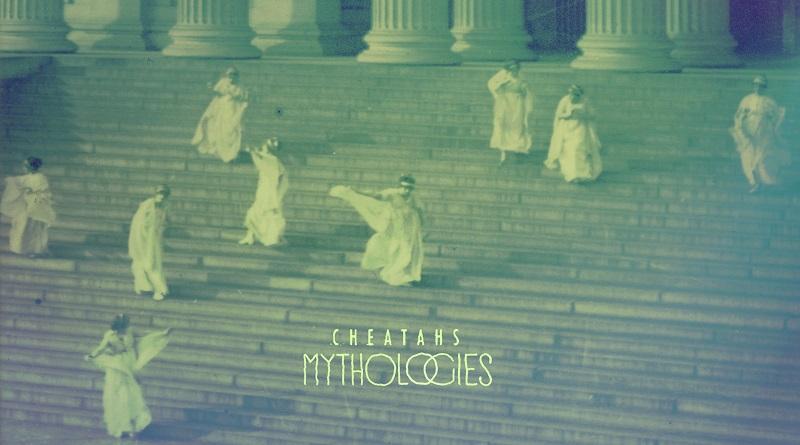 Cheatahs - Mythologies, album artwork