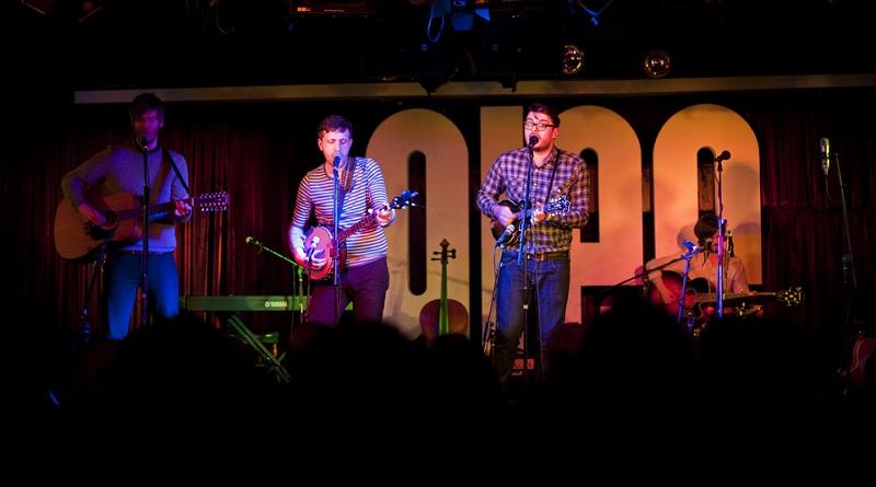 The Futureheads live at The Glee Club, Birmingham