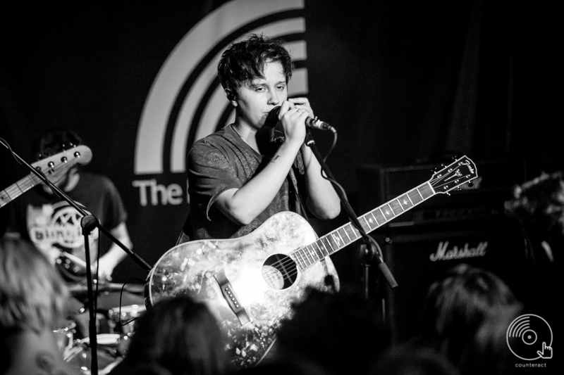 Nothing But Thieves at The Rainbow in Birmingham
