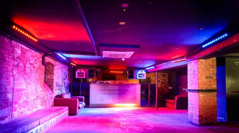 The Rainbow Cellar in Digbeth, Birmingham