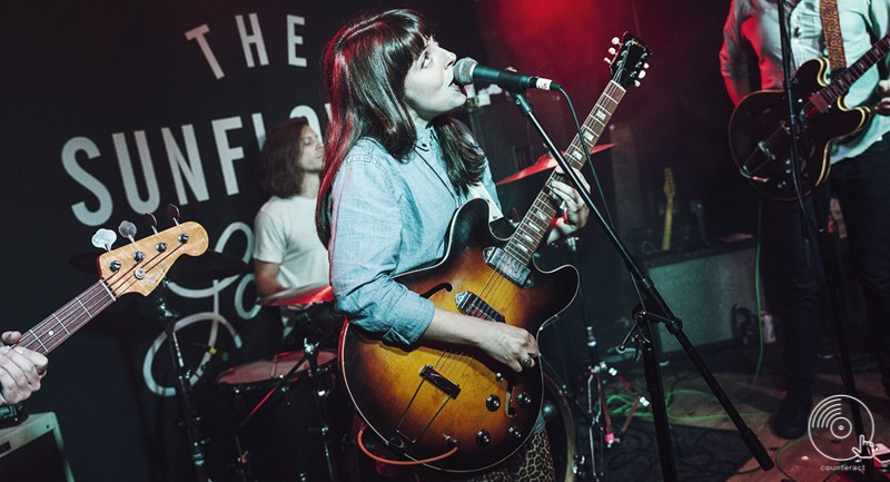 Hop Along at The Sunflower Lounge