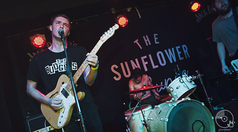 Meat Wave at The Sunflower Lounge in Birmingham
