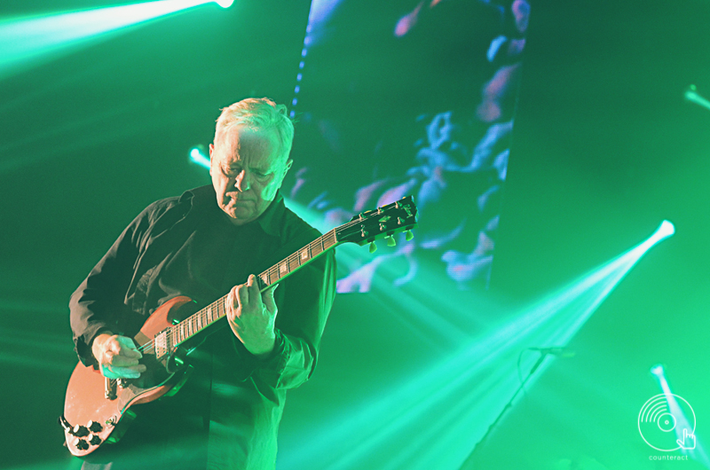 New Order at the Civic Hall in Wolverhampton