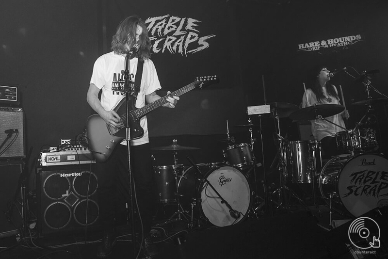 Table Scraps at the Hare & Hounds